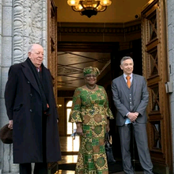 Checkout adorable moment Ngozi-Iweala resumes as first female Director-General of WTO (photos)