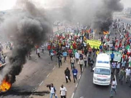 Today's Headlines: Another Nationwide Strike Begins Today, Nigerian Police Launch Radio Station