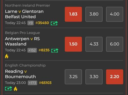 Stake and Win with Massive Soccer Predictions Tonight.