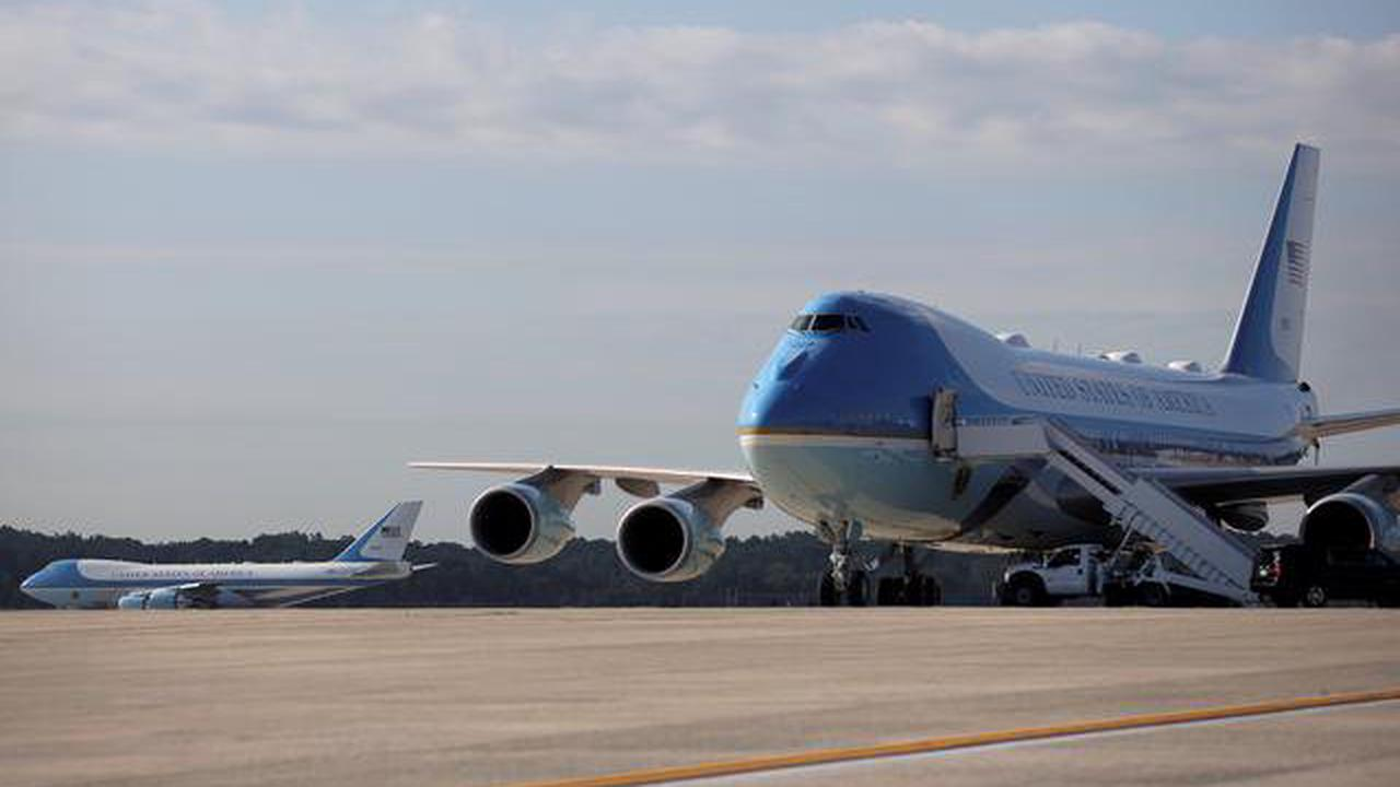Boeing sues, cancels contracts with Air Force One supplier
