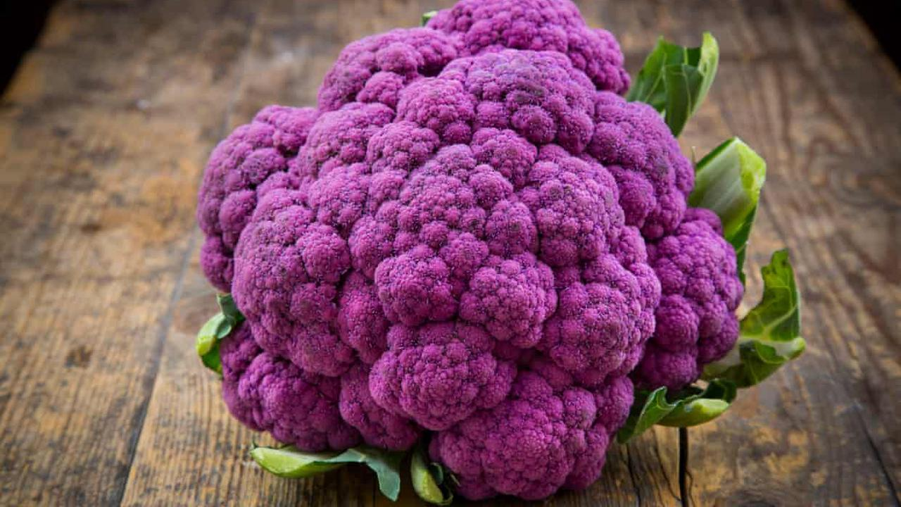 Puce produce: purple greens take off at Australia's supermarkets