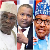Today's Headlines: Buhari Sends Message To Dangote, Atiku Abubakar Reacts To Prince Philip's Death