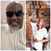 Mixed Reaction As An Unknown Gateman Speaks About Dino Melaye In New Viral Video