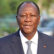Alassane Ouattara serait-il en France pour des soins ?