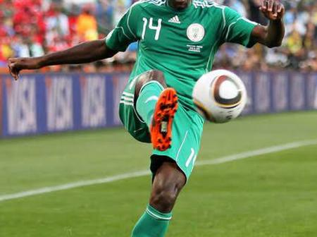 Former Super Eagles midfielder apologises for 2010 World Cup dismissal.