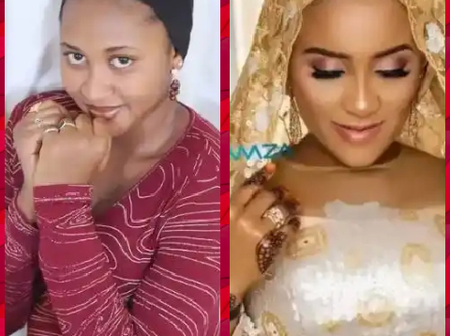 Have You Seen The Beautiful Pictures Of Zee Indomie And Billionaire Daughter Halima Dangote?Check It