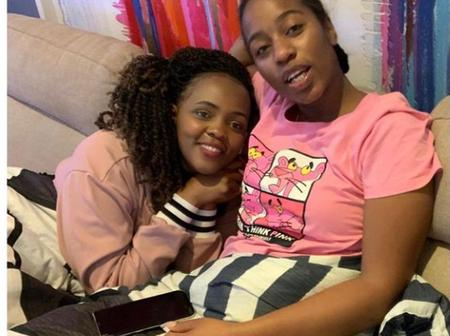 Shicco Waweru Pens Emotional Letter to Diana Marua Over Land Fraud Claims Roping Their Husbands