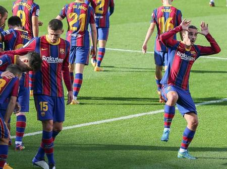How Barcelona ends up with a strange defence against Osasuna