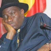 Former President Goodluck Jonathan Speaks About His 2023 Presidential Campaign Rumour