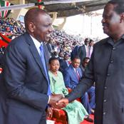 Rigathi Gachagua States Why Ruto Can't Work With Raila