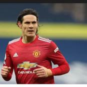 Cavani back in the squad - Possible Man United line up against Crystal Palace
