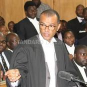 City Lawyer Emerges With 4 Serious Allegations On Philip Murgor