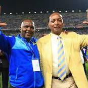 My Son I am Throwing You into a Deep End says Patrice Motsepe