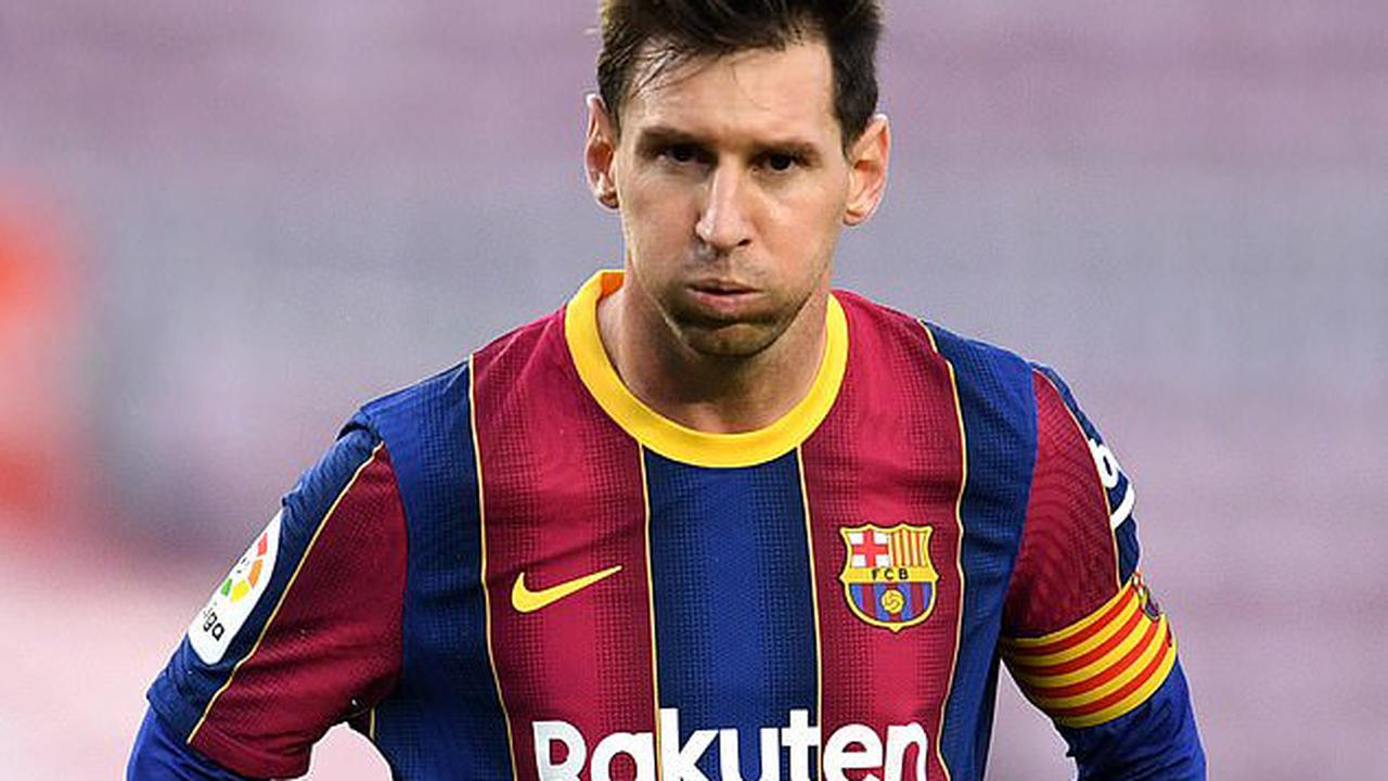 New Lionel Messi deal at Barcelona 'just a matter of time'