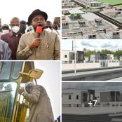 Governor Douye Diri Flags Off Roads Construction in Bauchi State [Photos]