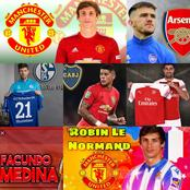 Arsenal Complete OFFICIAL Deal, Man Utd Reach Agreement For Star Player, Eriksen & Medina To Man Utd
