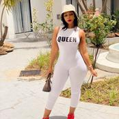 Mzansi's hottest teacher Lulu Menziwa flaunts her curves