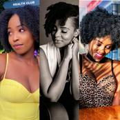 20 Kenyan Celebrities Who Rock Their Hair Naturally