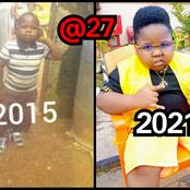 Chikamso Ozinigbo Is 27years Today, See How He Has Changed Over The Years And Photos Of His Mom