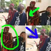 After Photos Of A Native Doctor In Court Went Viral, See The Law He Violated Which A Lady Noticed