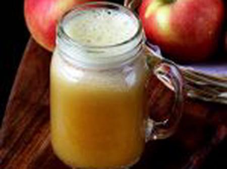 Two Ways of Preparing Apple Juice Two Ways of Preparing Apple Juice  at home During The Lockdown!