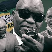 South Africans' trust in ANC's empty anti-corruption words is running over.