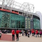 Great news for Red Devils ahead of Westham clash as number of Fans allowed back to Stadium revealed.