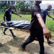 Bizarre Moment Family Of Deceased Woman Took Her Corpse To Her Uncle Who Allegedly Killed Her