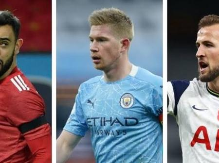 The Best Players From Top European Countries Representing EPL Clubs