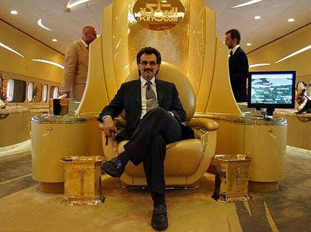 See Photos Of The Most Expensive Private Jet In The World Unsurprisingly Owned By A Saudi Prince