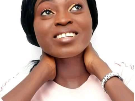 A beautiful female student raped and murdered in Oyo