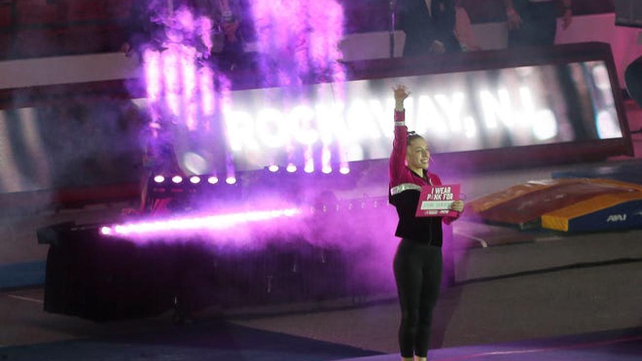 Kaylee Quinn battles back from injury to spark Alabama gymnastics