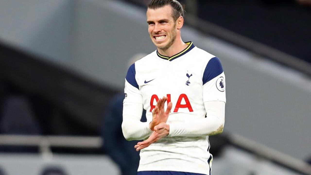 Bale sidelined again by calf injury