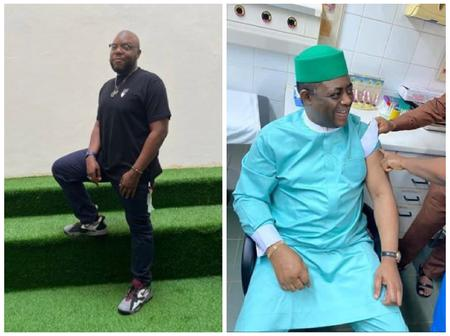 Man tackles FFK after he received Covid-19 vaccine, digs out an old tweet where he condemned it