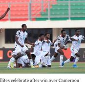 U-20 AFCON: Ghana To Face Gambia In Semi-finals