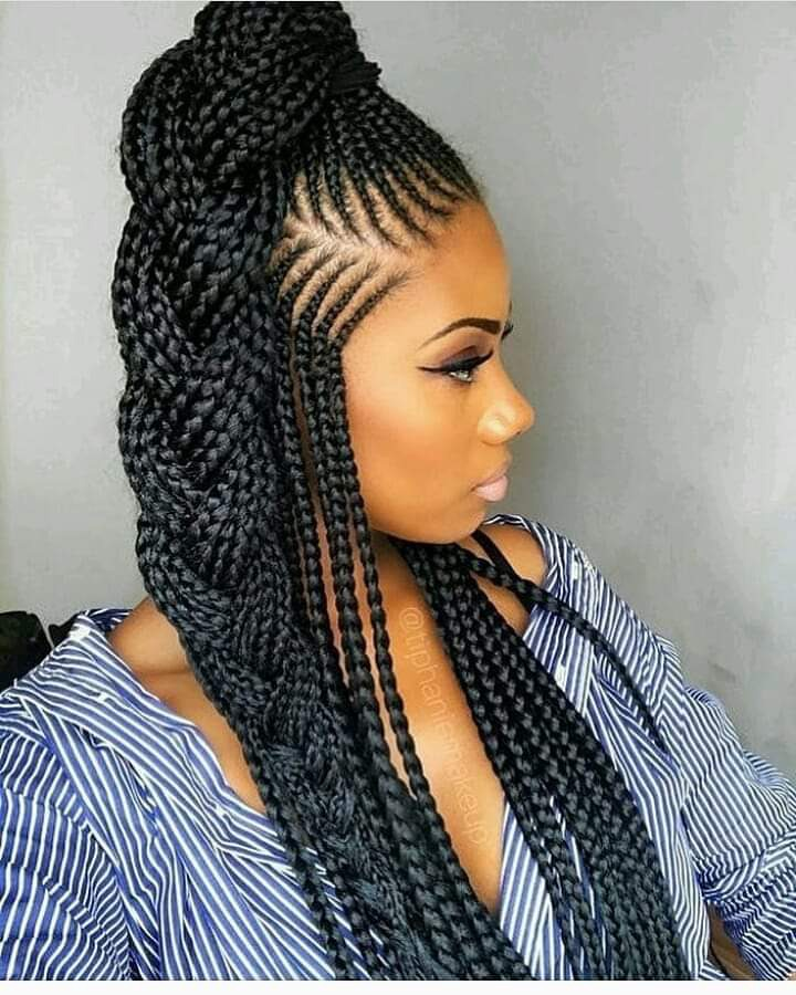 Gorgeous Black Braided Hairstyles That Will Inspire Your Next Look
