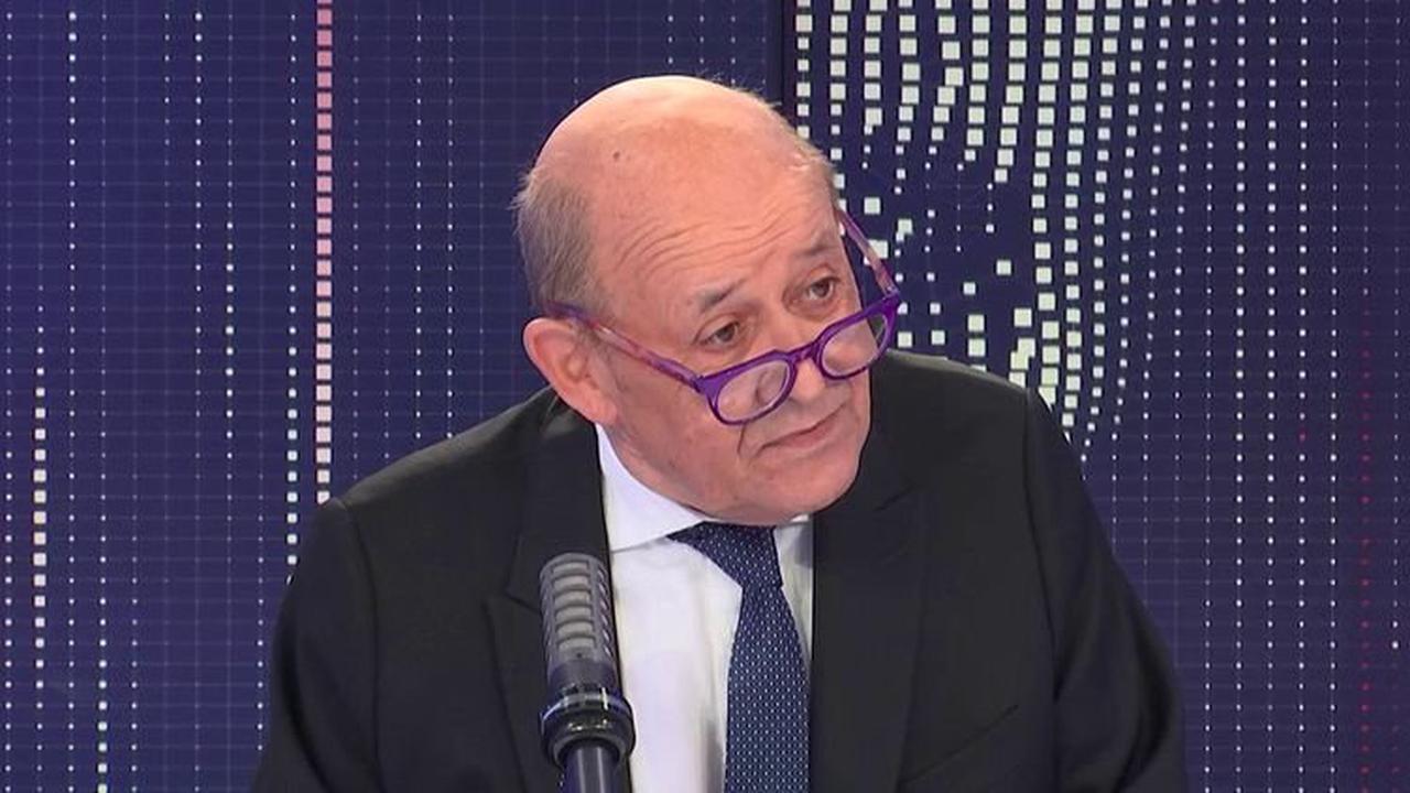 """Chef du groupe État islamique au Grand Sahara tué par les forces françaises: une """"bonne nouvelle"""" pour Jean-Yves le Drian"""