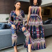 Valentine Is Around The Corner, Check Out These 50 Ankara Styles You Can Slay With To Look Sweet.