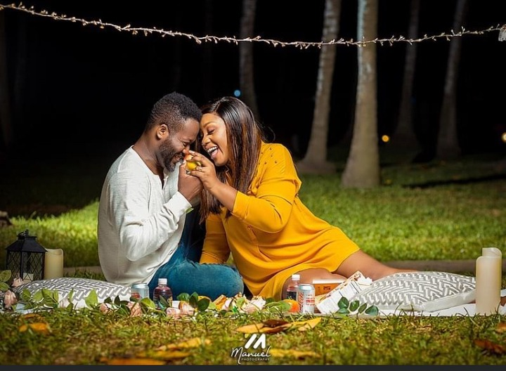 5ec2fc96e5074d79823093e25e746824?quality=uhq&resize=720 - Adjetey Anang and wife storms social media with beautiful photos to celebrate 14th marriage anniversary.