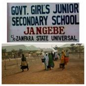 Police have estimated the number of GGSS Jangebe female students abducted