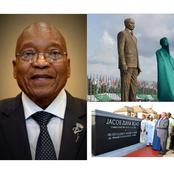 Here's The 2 Ways In Which Nigeria Honoured Jacob Zuma, Should SA Do The Same??