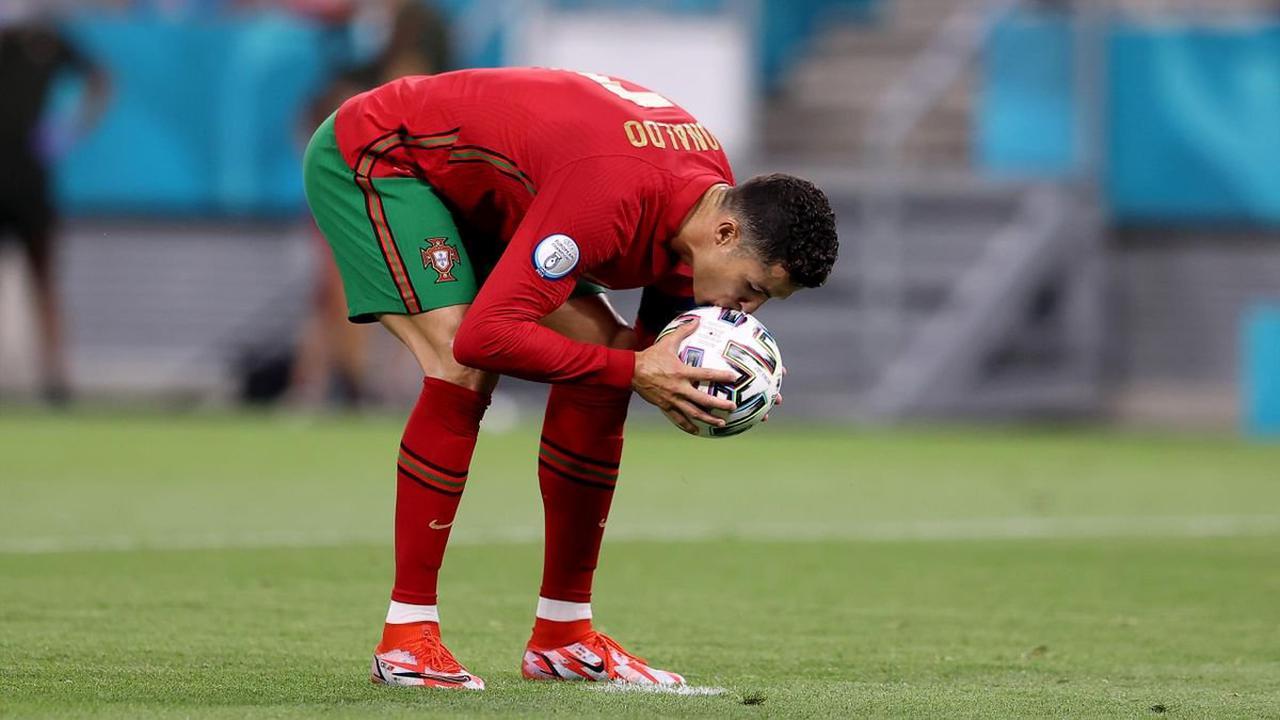Euro 2021 - Portugal : Cristiano Ronaldo devient meilleur buteur de l'histoire en sélection avec Ali Daei avec 109 buts