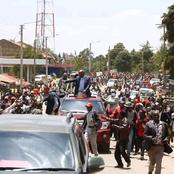 PHOTOS: Gideon Moi Delighted With Kabartonjo Residents After Their Rousing Welcoming
