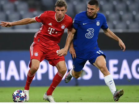 Ahead Of UCL; Thomas Muller Takes Jibe At EPL Clubs, See's Chelsea And City As No Threat