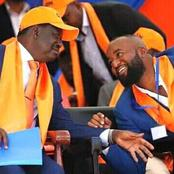 ODM Blogger Alleges Joho's Whereabouts as He Remains Nowhere to Be Seen Amid Raila's Coast Tour