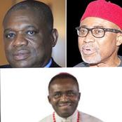 Rift: Bishop Onuoha Writes Duo of Senators Kalu and Abaribe, Urges them to Shun the Distraction