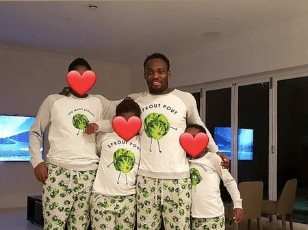 Case Closed: Michael Essien rubbishes claims that he is gay.
