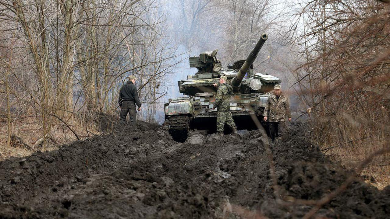 Russian troop build-up near Ukraine raising concerns of intervention