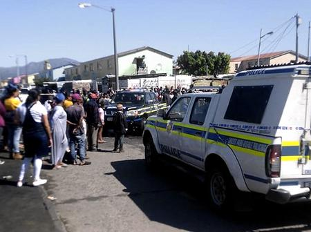 Boy given bullet shower by Cape Flats gangsters