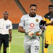 Hunt Offers Khune An Extended Leave.